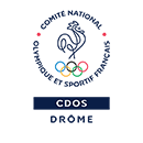 Logo CDOS DRÔME